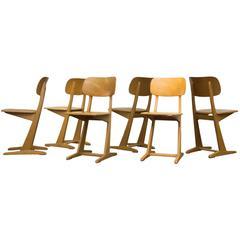 Casala Solid Wood Chairsa