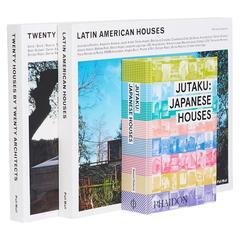 Contemporary Houses Book Collection Jutaku Latin American Contemporary