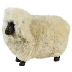 Sheep in the Style of Lalanne