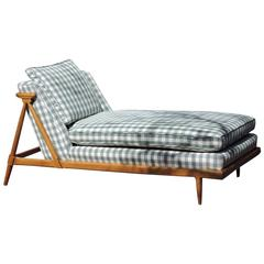 American Modernist Chaise Lounge by Tomlinson Sophisticate