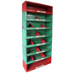 Stacking Industrial Shelving Unit