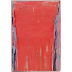 Large-Scale Abstract Expressionism Painting