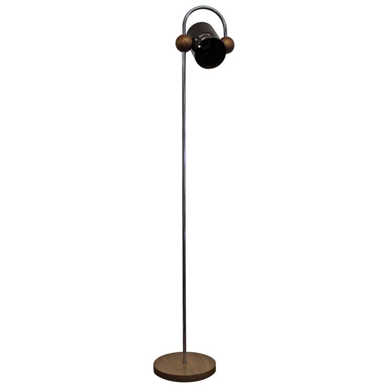 george kovacs floor lamp for sale at 1stdibs. Black Bedroom Furniture Sets. Home Design Ideas