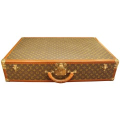 1970s Louis Vuitton Suitcase, Louis Vuitton Trunk