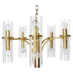 Gaetano Sciolari Chandelier for Lightolier