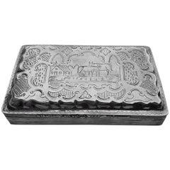 Dutch Silver Case