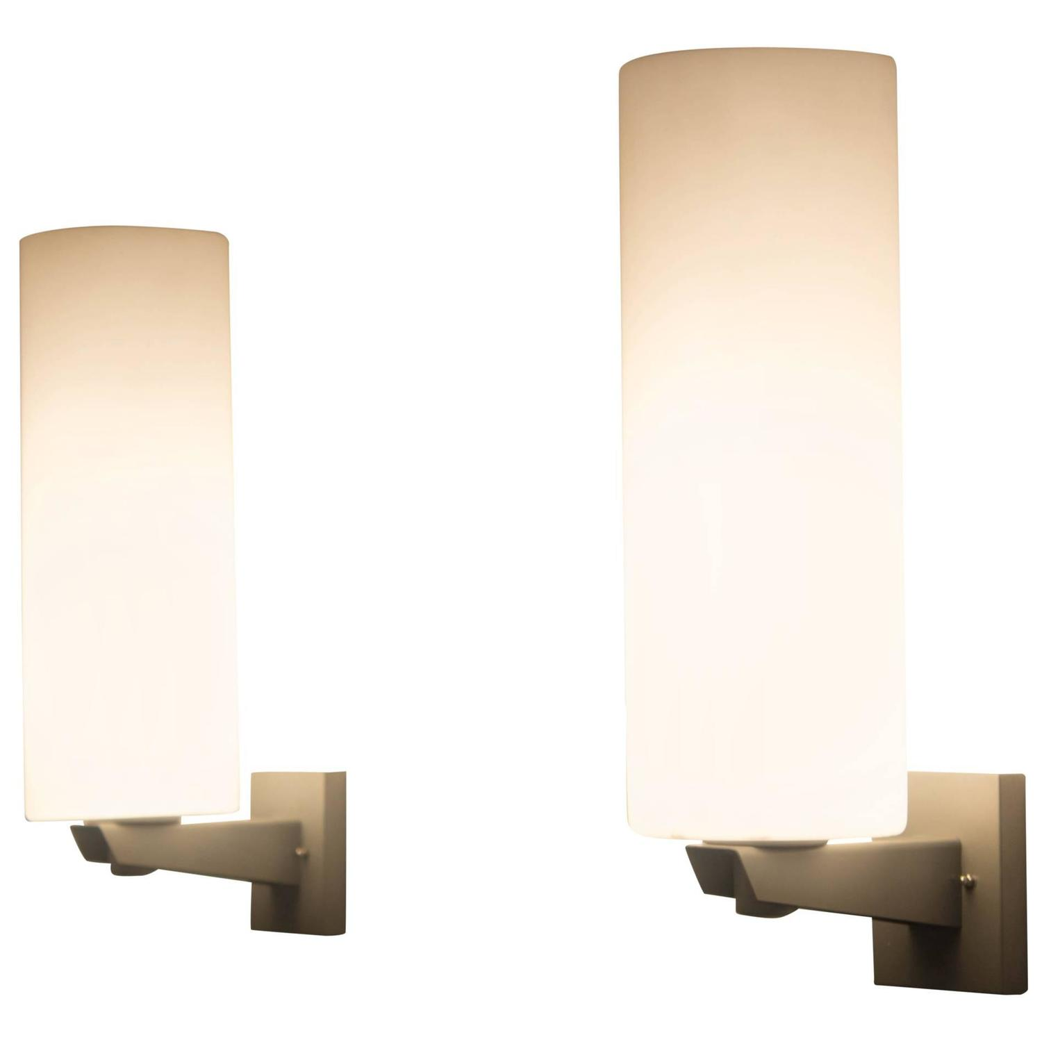 Wall Sconces Mid Century Modern : Mid-Century Modern Sconces by RAAK Amsterdam For Sale at 1stdibs