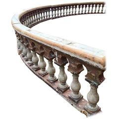 19th Century Swedish Altar Rail