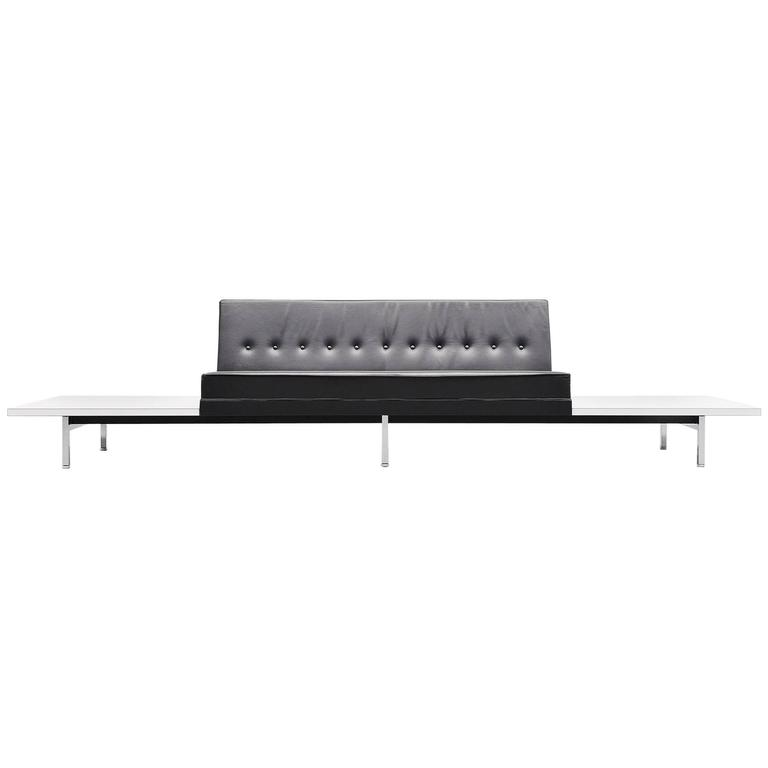 George Nelson Modular Sofa and Tables Herman Miller, 1963