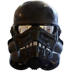 Helmet Star Wars Imperial Black Stormtrooper