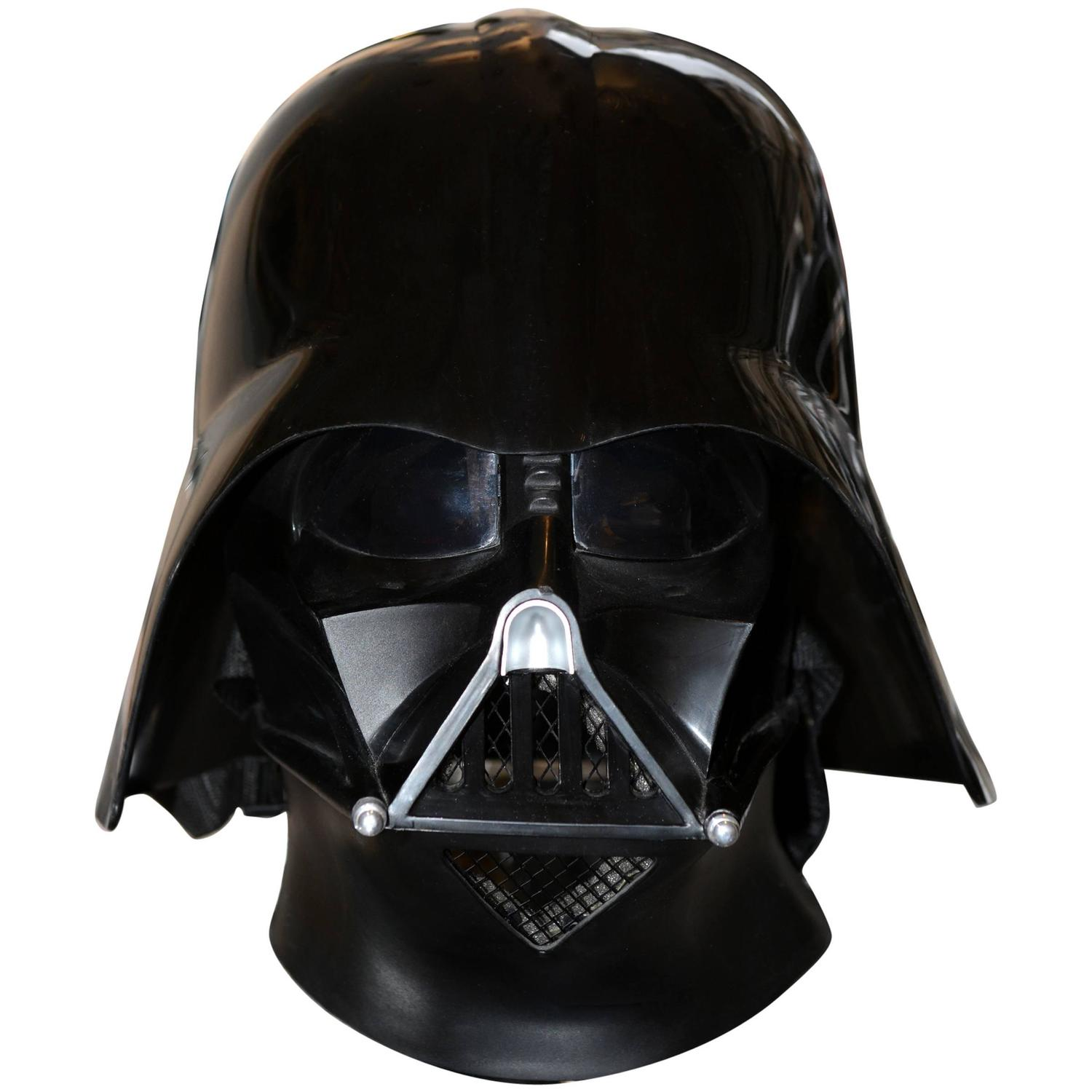helmet star wars dark vador for sale at 1stdibs. Black Bedroom Furniture Sets. Home Design Ideas
