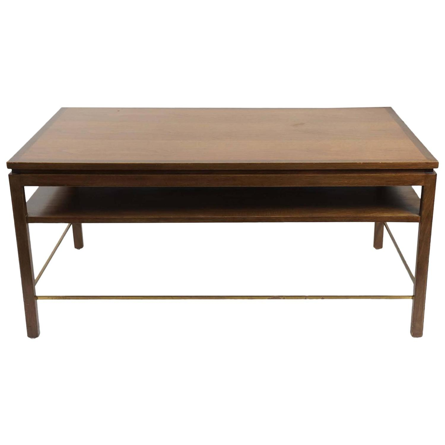 Dunbar Cocktail Table By Edward Wormley At 1stdibs