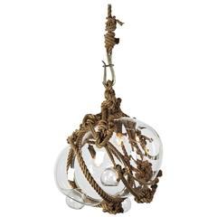 Large Knotty Bubbles Pendant by Lindsey Adelman for Roll & Hill