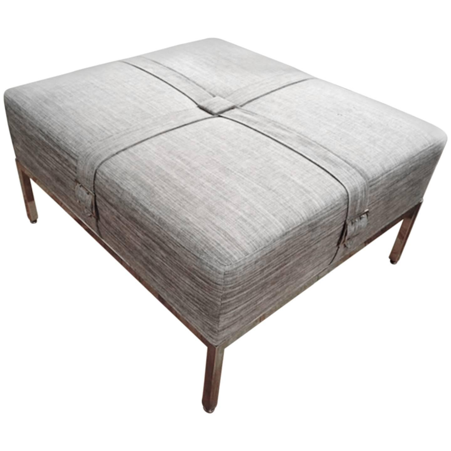 thayer coggin ottoman for sale at 1stdibs. Black Bedroom Furniture Sets. Home Design Ideas