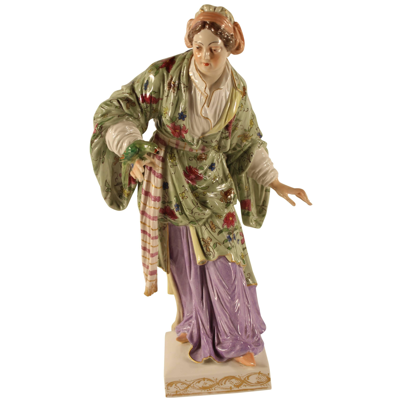 Porcelain Figure, KPM Berlin 19th century