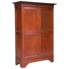 Dutch Colonial Armoire from Ceylon