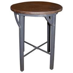 Unique Cafe Table Industrial