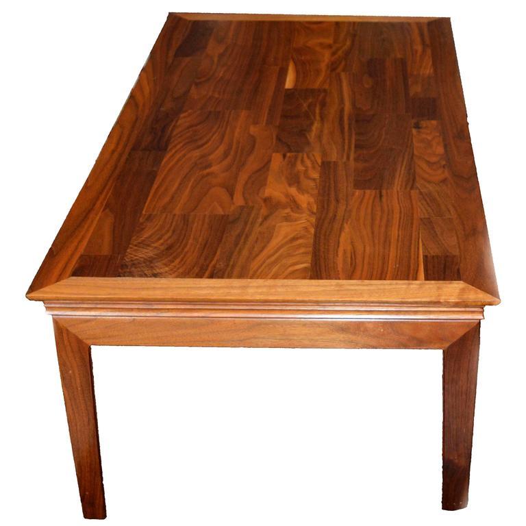 Koa Root Coffee Table: Hawiian Curly Koa Wood Coffee Table 1998 #5 By Paul Ayoob