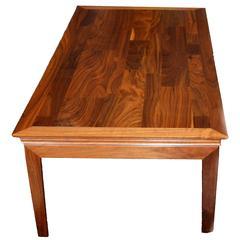 Hawiian Curly Koa wood Coffee Table 1998 #5 by Paul Ayoob