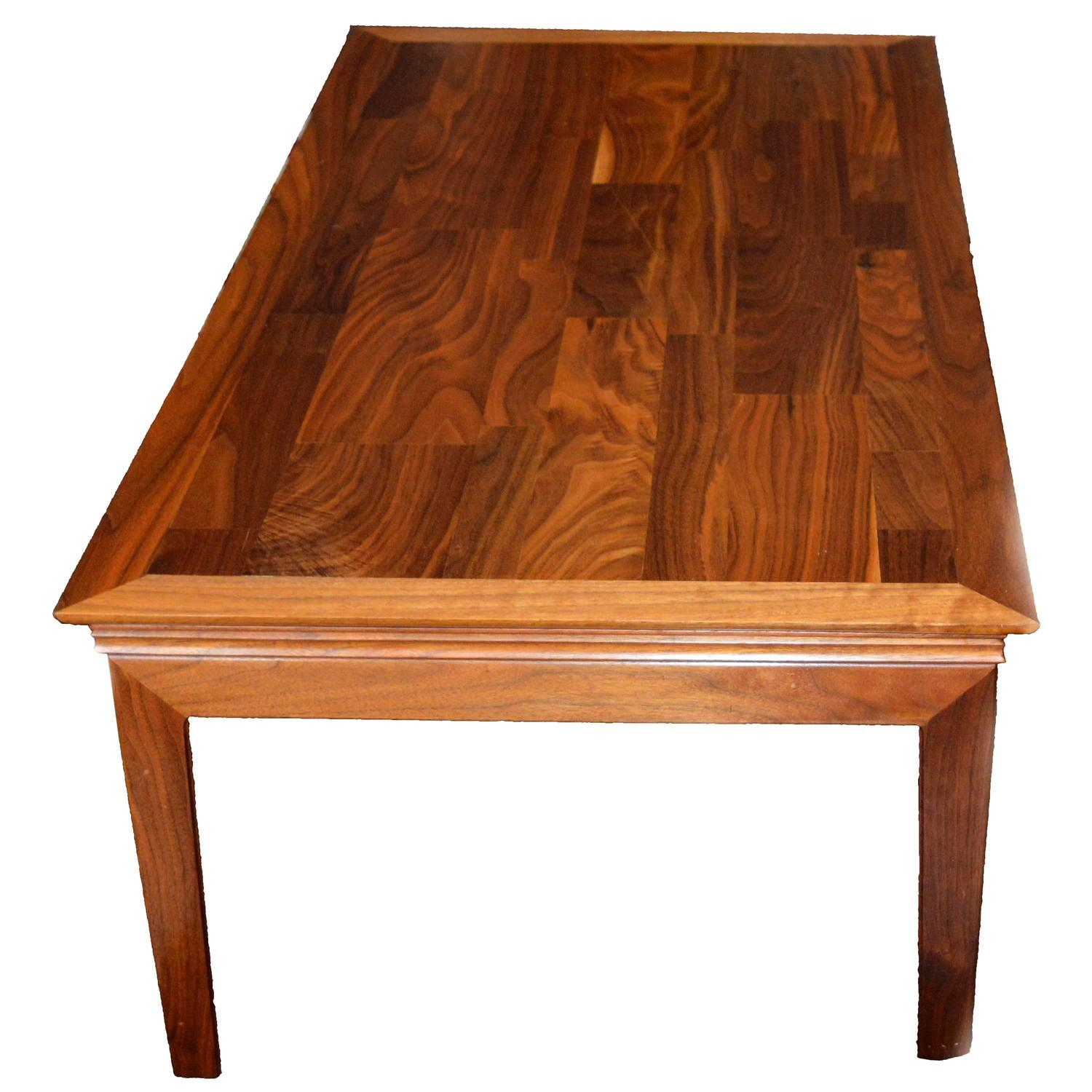 Koa Wood Kitchen Cabinets: Koa Wood Coffee Table By Paul Ayoob For Sale At 1stdibs