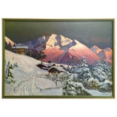 """Tyrol Glow"" by Alois Arnegger"