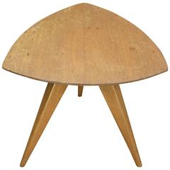 Arrowhead Tripod Table by Paul Laszlo for Glenn of California