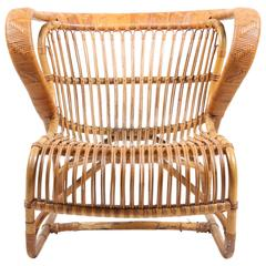 Sculptural Lounge Chair from the 1940s