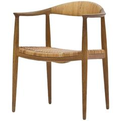 """The Chair"" by Hans J. Wegner"
