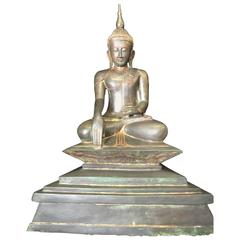 Superb Burmese Buddha, 18th Century