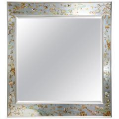 Vintage Silver La Barge Mirror