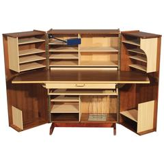 """Magic Box"" Desk-in-a-Box Designed by Mummenthaler and Meier"