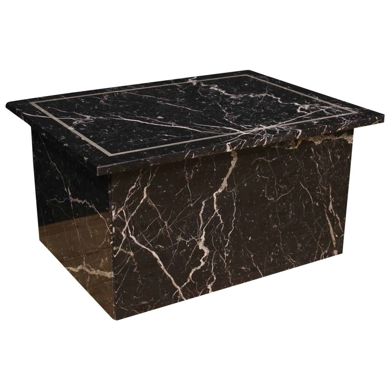 Marble Coffee Table Indonesia: 20th Century Coffee Table Made By Marble For Sale At 1stdibs