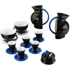 Rare Breakfast Set by Marco Zanini for Flavia