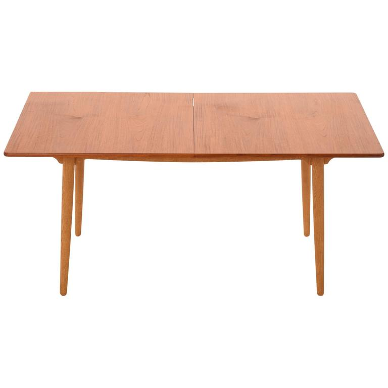 Danish Modern Wegner Dining Table