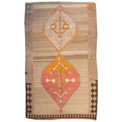 Superb Early 20th Century Shahsavan Kilim Rug
