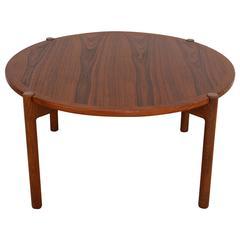 Hans Wegner Reversible Top Coffee Table for Johannes Hansen