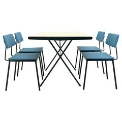 1953 Rare Dinette Set by Raymond Loewy for Arvin