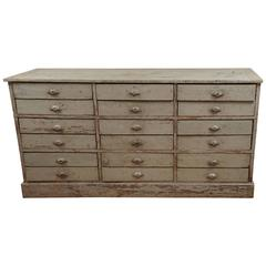 18-Drawer Multi Dresser Base