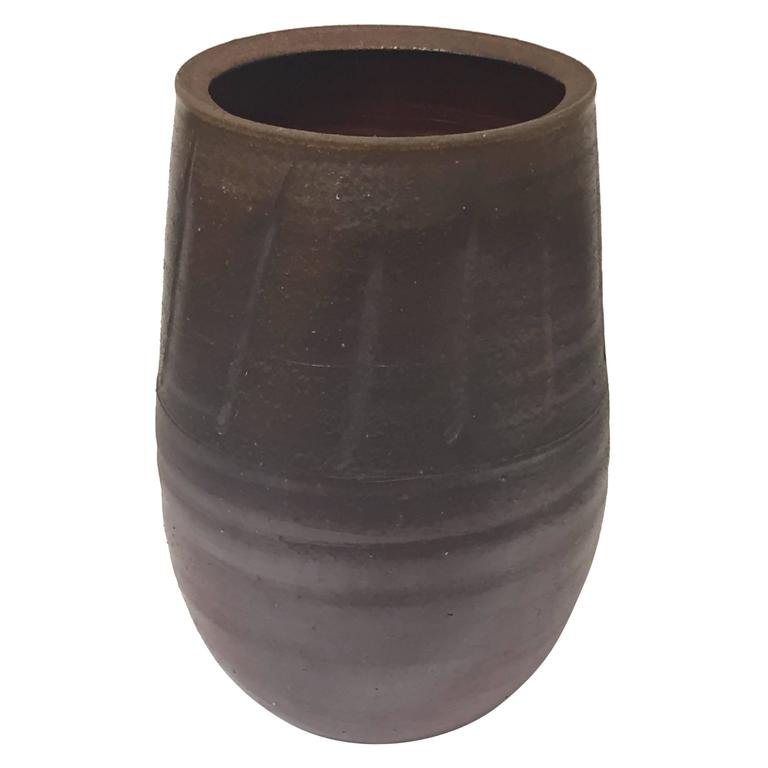 Contemporary Japanese Ceramic Vase