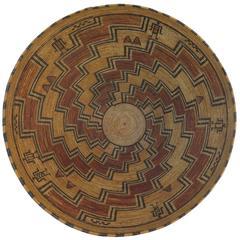 Very Fine Tubatulabal Basket, circa 1880