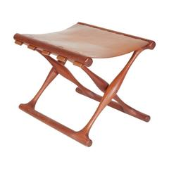 Poul Hundevad Folding Stool