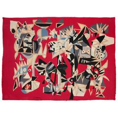 Tapestry by Genaro de Carvalho