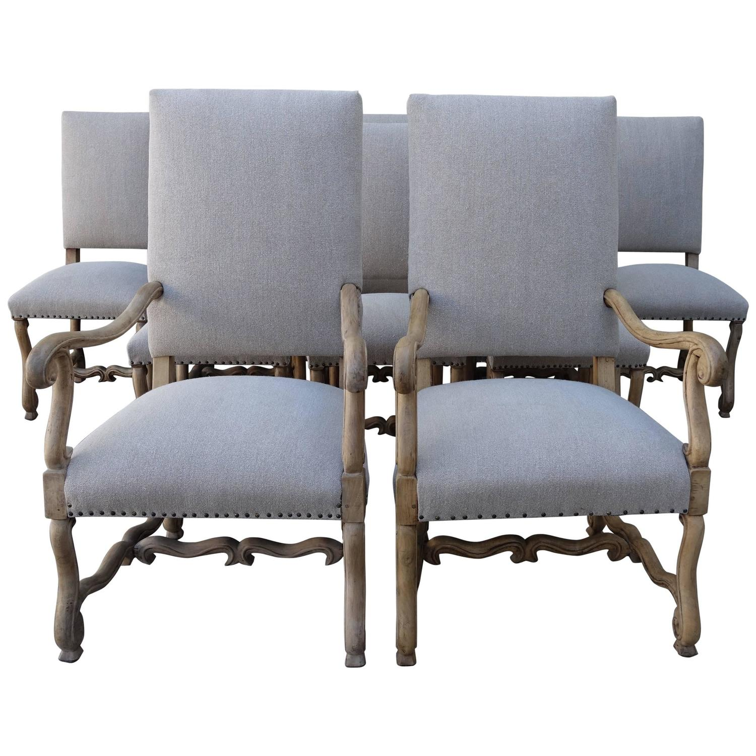19th century spanish dining chairs ten for sale at 1stdibs