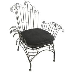 Organic Baroque Chair by Tony Duquette