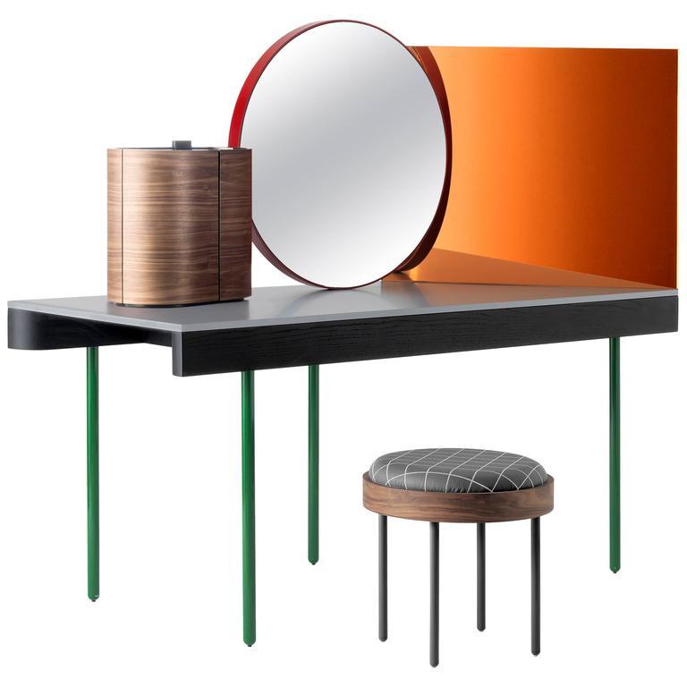 Chandlo Dressing Table Set Designed by Doshi Levien for BD Barcelona For Sale