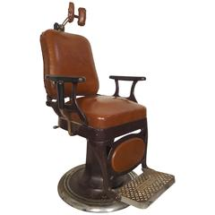 Vintage Barber Style Chair