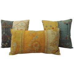 19th Century Turkish Pillows