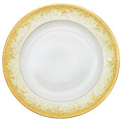 18 Art Nouveau Service Plates by Minton for Tiffany & Co.