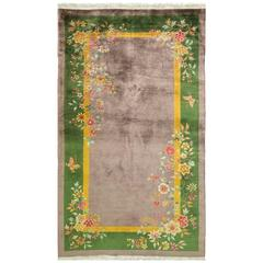 Great Art Deco Chinese Rug