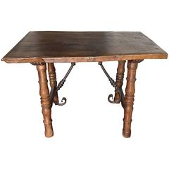 18th Century Spanish Side Table